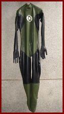 COMBINAISON LATEX  RUBBER CATSUIT - GUMMIANZUG  green