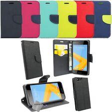 Housse etui coque pochette portefeuille pour HTC One A9S + film ecran