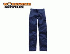 Dickies Redhawk Ladies Trousers, Cargo Combat Workwear Navy Blue