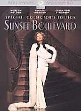 Sunset Boulevard,Erich Von Stroheim, William Holden, Gloria Swanson, DVD