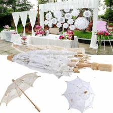 Wedding Decoration Party Parasol Lace Umbrella Photography Bridal Accessories