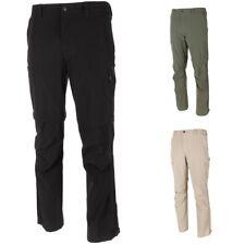 Trekkinghose Outdoor Wandern Hose Herren lange kurze kürzbar zip quick dry cargo