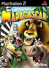 Madagascar - Playstation 2 Game Complete