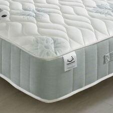 Happy Beds New Sensation 1200 Velour Fibre Mattress Memory Foam Pocket Springs