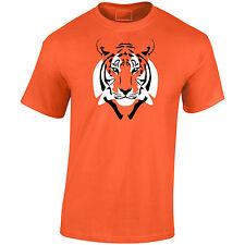 Lumipix Tiger T-Shirt Mens Sizing