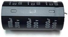 Nichicon Electrolytic Capacitor 1000uf 200v (1000 Mfd 200v)  200V SNAP