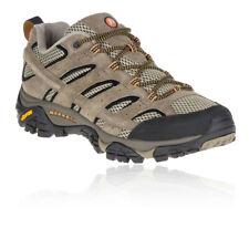 Merrell Hommes Marron Moab 2 Vent Chaussures De Marche Respirant Randonnée