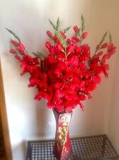 Artificial plants & flowers wedding flower Gladioli Gladiolus stem F117