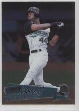 2000 Topps Stadium Club Chrome #110 Preston Wilson Miami Marlins Baseball Card