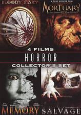 Horror Collector Set (DVD, 2009, 4-Disc Set)