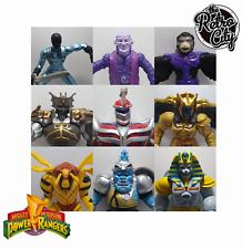 Vtg MMPR Mighty Morphin Power Rangers Evil Space Aliens Figures & Accessories