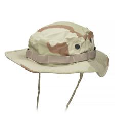 Mil-Tec Classic US Army Stile GI BOONIE BUSH CAPPELLO Jungle Cap Desert 3- 2d5eed66b862