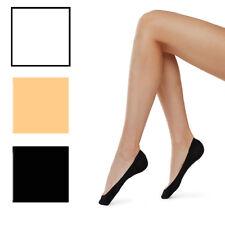 Pédales Sanetta Femme 35-41 Chaussettes Invisible Socquettes Invisibles