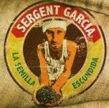 AL GARCIA/SERGENT GARCIA - LA SEMILLA ESCONDIDA * USED - VERY GOOD CD