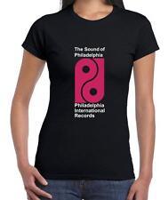 Philadelphia International Records Women's T-Shirt - TSOP Soul Philly