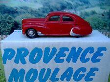 1/43 Provence Moulage (France) Peugeot 203 berline   Handmade Resin Model Car