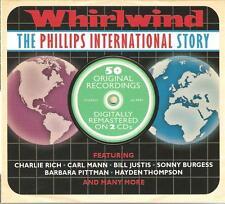 WHIRLWIND THE PHILLIPS INTERNATIONAL STORY - 2 CD BOX SET