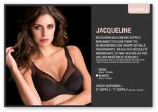 REGGISENO LOVE AND BRA ART. JACQUELINE BALCONCINO IN COPPA C CON FERRETTO