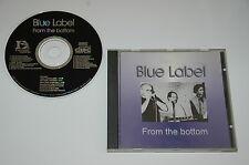 Blue Label - From The Buttom / Eiermann Records 1995 / Rar