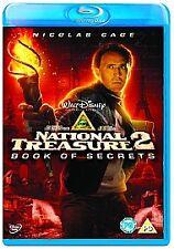 National Treasure 2 - Book Of Secrets (Blu-ray, 2008) Free UK Post