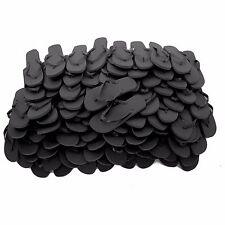 Zohula Black Flip Flops - Bulk Buy 10 - 100 pairs From only £1.35 per pair + lot