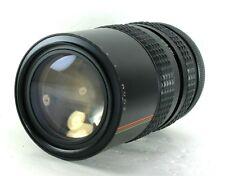MAKINON MC Macro 80-200mm PENTAX K PK Mount Lens For Film/Digital