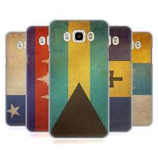 HEAD CASE DESIGNS VINTAGE FLAGS SET 3 HARD BACK CASE FOR SAMSUNG PHONES 3