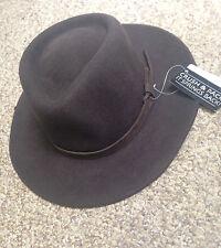 JACK Murphy Boston comprimibile cappello di feltro-Adatto per Uomo o Donna-Vari