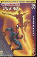ULTIMATE SPIDER-MAN  # 35 - LUGLIO 2005 - UOMO RAGNO- WW20