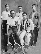 1911 Bronx NY Morris High School Yearbook~Photos~Football~Basketball~Tennis~++++