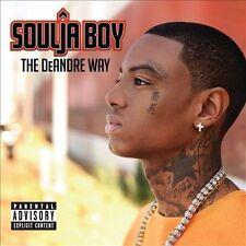 SOULJA BOY - The DeAndre Way [PA] rap/hip-hop CD