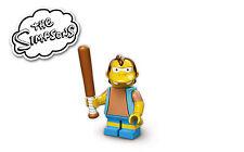 Lego nelson muntz the simpsons choose parts legs torso head baseball bat