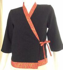 126 Women's top spa uniform Thai wear 100% Cotton