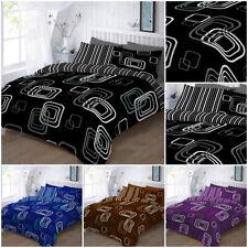 Gris Blanco Glaciar Detalle Pintuck Fundas nórdicas Lujo conjuntos de ropa de cama de algodón para edredón