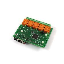 Internet/Ethernet SNMP Digital Input ADC 5 Relay Way Module Board