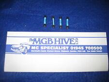 MGB MGC MG MIDGET NEW SET OF 4 35 AMP GLASS FUSES  ***BQ32