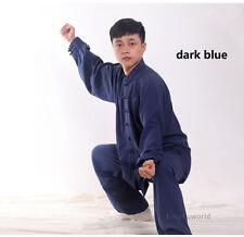High Quality Cotton & Silk Tai chi Uniforms Kung fu Suit Martial arts Uniforms