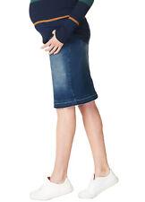 NEW - Noppies - Joy Midi Denim Maternity Pregnancy Skirt