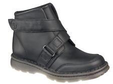 Dr Martens chaussures pour enfants fermeture scratch Alfie Noir Original Doc