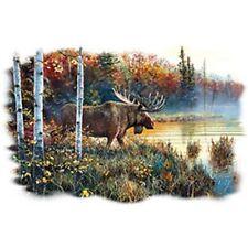 Master of His Domain Moose  Sweatshirt/Longsleeved Tshirt   Sizes/Colors
