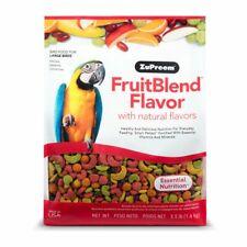New listing Large Parrot Bird Pet Food Seeds Fruit Blend Natural Flavors Vitamins Minerals