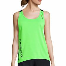 New! Reebok ONE Series Quik Cotton Workout Tank Green -$38 Reebok -Slim Fit