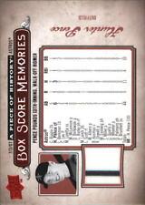 2008 (ASTROS) UD POH Box Score Memories Jersey #BSM25 Hunter Pence Jersey