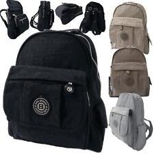 mujer mochila de ciudad Informal Para Niños Bolso Bandolera Bag Street vru3