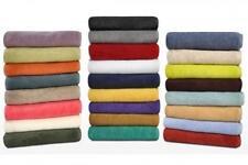 De luxe serviettes 100% coton serviette à main, bathtowel et bain feuille