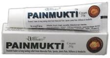 Ayushakti Painmukti Cream 20gm / 0.7oz | Free Shipping Worldwide