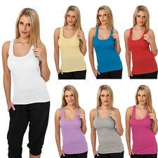 Urban Classics Damen Tanktop Shirt ärmelloses Tanktop T-Shirt XS S M L XL