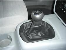 SOUFFLET LEVIER  s'adapter VW PASSAT B5 1997 TO 2005 100% CUIR