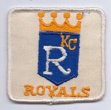 "Kansas City Royals sew on patch 3"" x 3"""