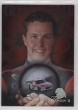 2011 Press Pass Premium Crystal Ball #CB10 Trevor Bayne Rookie Racing Card